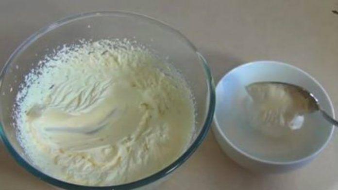 Turn Milk Into Whipped Cream