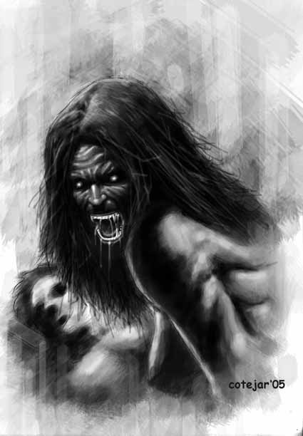 Aswang is a mythical creature in Filipino folklore. The aswang is an inherently evil vampire-like creature and is the subject of a wide variety of myths and stories, the details of which vary greatly.