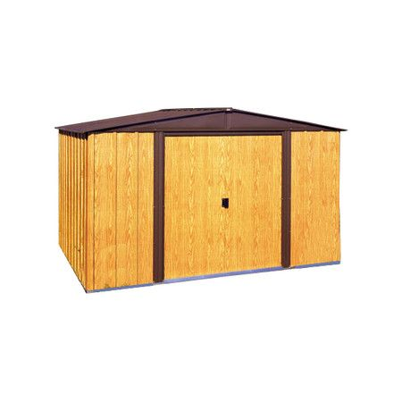 Found it at Wayfair - Woodlake 8ft. W x 6ft. D Steel Storage Shed http://www.wayfair.com/daily-sales/p/Yard-Cleanup%3A-Deck-Boxes-%26-Sheds-Woodlake-8ft.-W-x-6ft.-D-Steel-Storage-Shed~NK1312~E15723.html?refid=SBP.rBAZEVQ1rM9LoVEQIgdGAgWz91vVy0eNugHFw9ZUHYU
