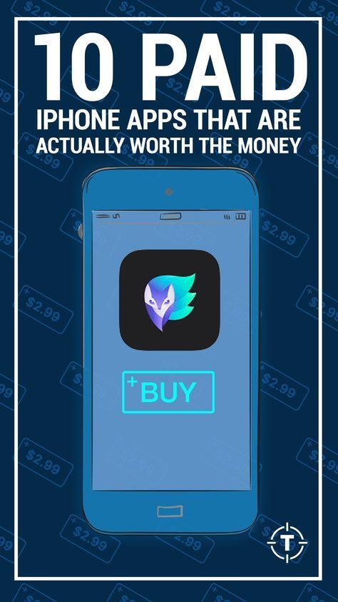 You pay for what you get. #Apps