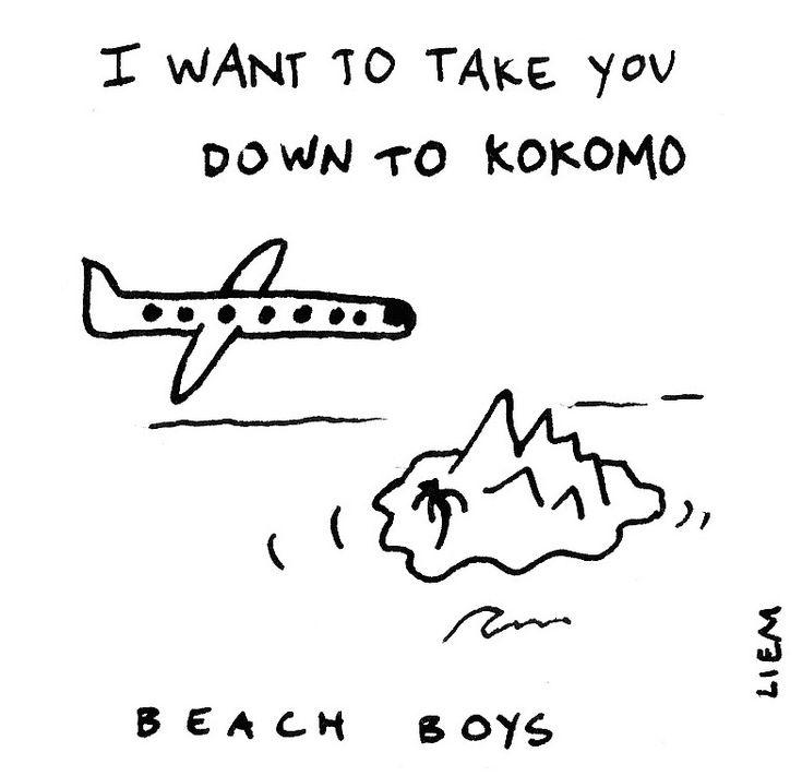 The Beach Boys. Kokomo.