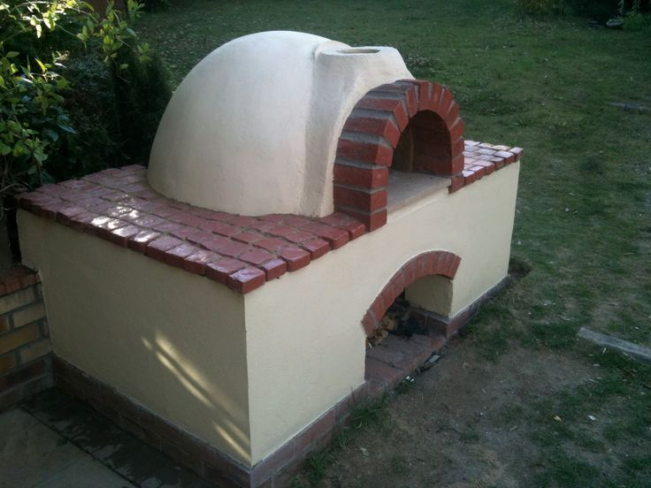 Clay Brick Stove : Best images about clay earth cob brick oven on