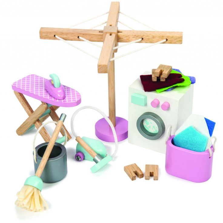 Le Toy Van Laundry Room Set - Kids - Shop - Inside Home & Gifts