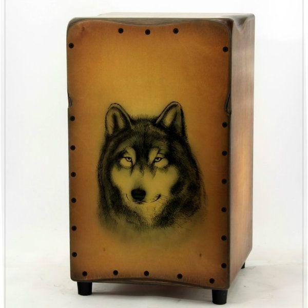 Cajon blog #cajon #cajondrum #cajón #cajonstudio #wolf