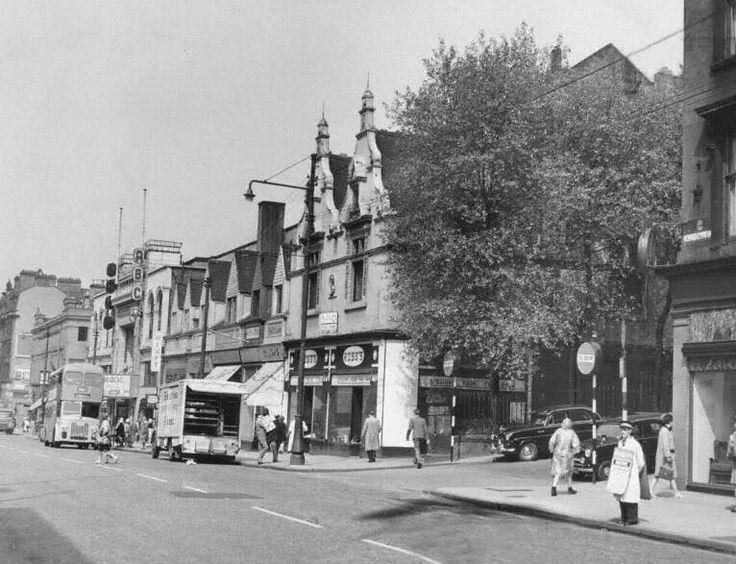 Sauchiehall Street 1963