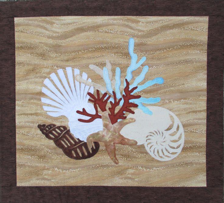 Treasures From The Ocean Pattern