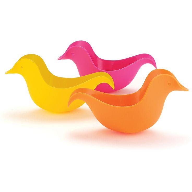 Cet ensemble adorable de jouets de bain