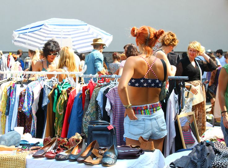 Barcelona's Best Vintage Shopping and Flea Markets - ¡Hola Yessica!