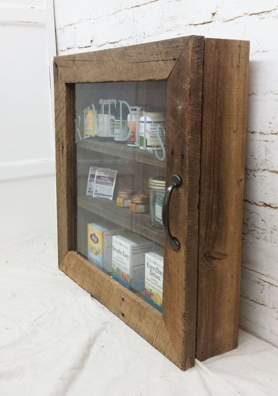 Best 25+ Rustic medicine cabinets ideas on Pinterest ...