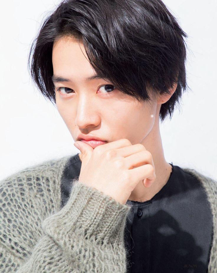 Kento Yamazaki.. 山﨑賢人 (JUNON, March 2018)