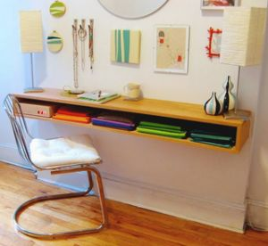 Quando vamos decorar espaços pequenos é necessário que haja total aproveitamento do ambiente.  É preciso ocupar com funcionalidade e beleza!...