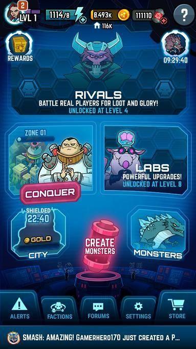 SMASH Monsters - City Rampage - Поиск в Google