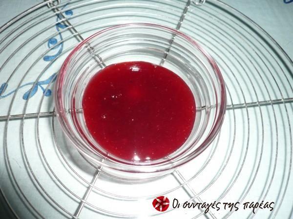 Cherry plum jam #cooklikegreeks #jam #cherries