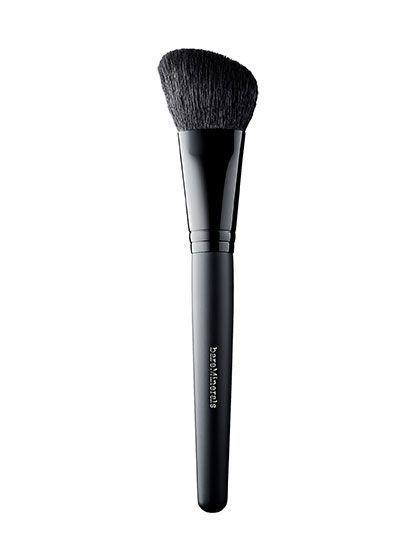 Best of Beauty 2015 Winner -- The best blush makeup brush: BareMinerals Blooming Blush brush | allure.com