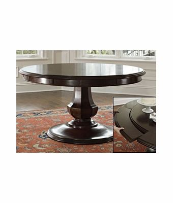 Arlington Round Pedestal Dining Table25 best Living room tables images on Pinterest   Round tables  5  . Arlington Round Sienna Pedestal Dining Room Table W Chestnut Finish. Home Design Ideas