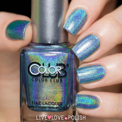Love n want !!!!  Color Club Over The Moon Nail Polish (Halo Hues Collection) | Live Love Polish