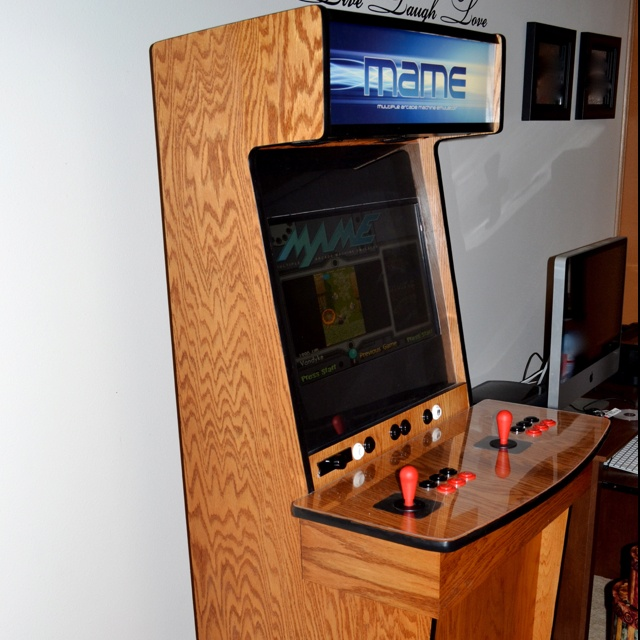 Top 9 best Cabinets images on Pinterest | Projects, Arcade machine and  VS11