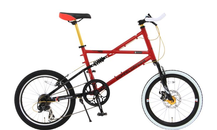 DOPPELGANGER®[ドッペルギャンガー]自転車ブランド Product page 560-RD / 560-GY / 560-WH - DEUS