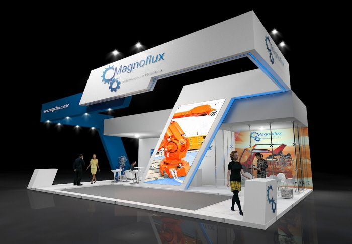 Magnoflux Fispal 2015 by Roberto Jubainski at Coroflot.com