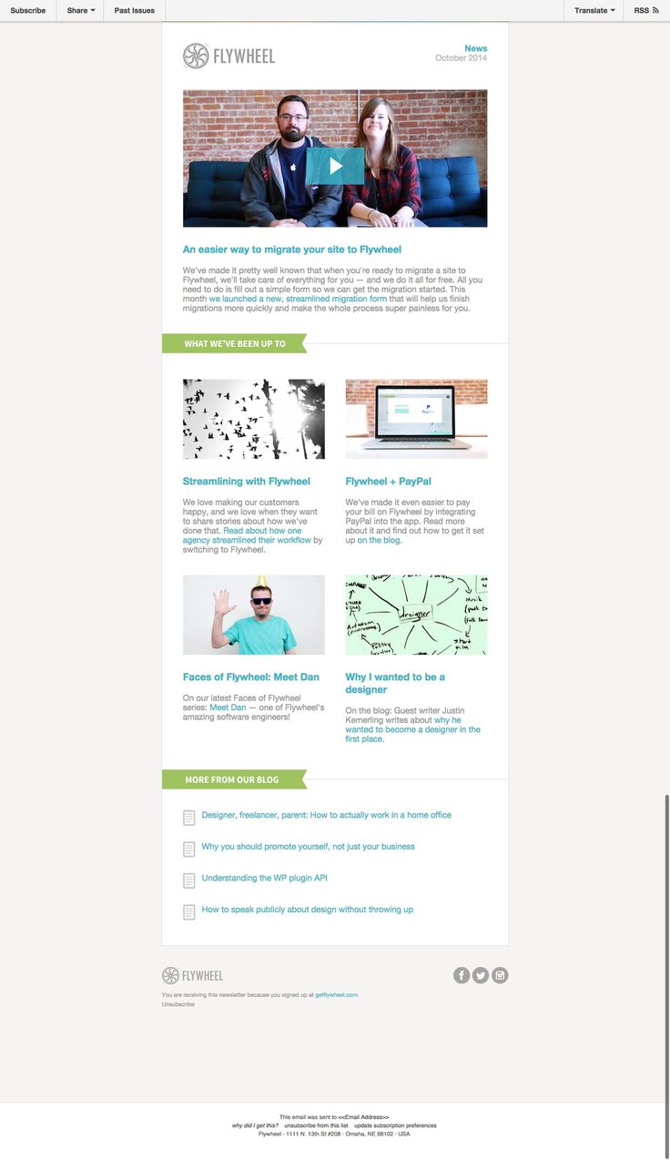 1000 images about email newsletters on pinterest for Great mailchimp templates