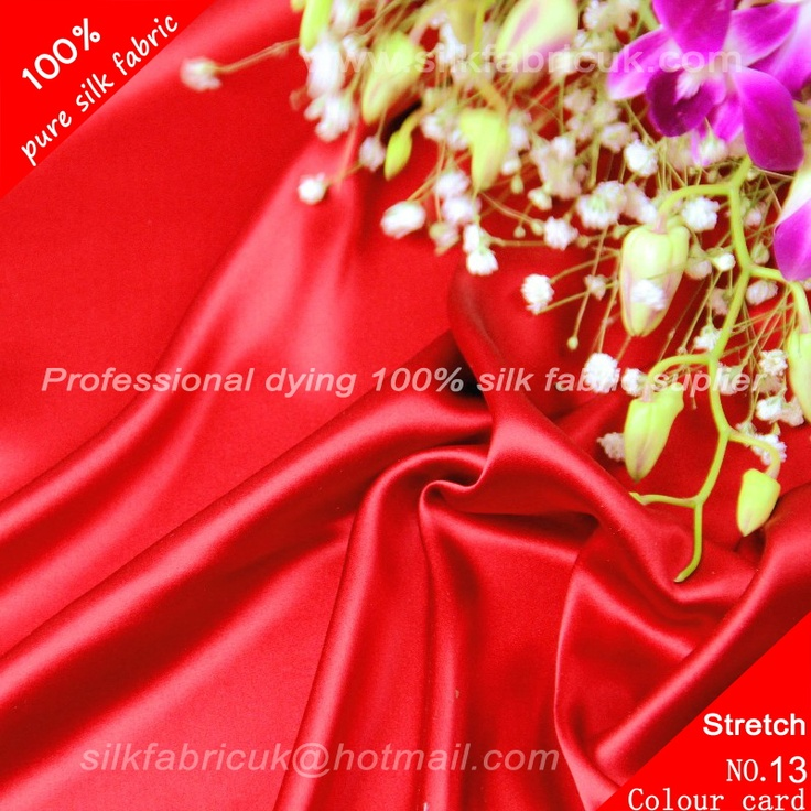 16mm silk stretch satin fabric-purplish red http://www.silkfabricuk.com/16mm-silk-stretch-satin-fabricpurplish-red-p-151.html