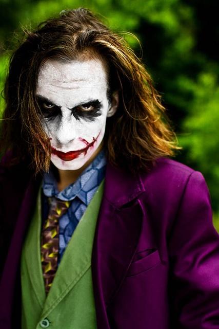 The Joker  Anime Next by Anna Fischer, via Flickr