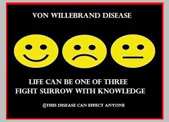 Von Willebrand Disease (vwd) a congenital-inherited bleeding disorder and one of the most common bleeding anomalies, affecting more than 1.2% of all humans.