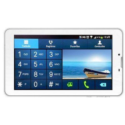 Brigmton Tablet 7″ 3G 2SIM DCore 4G HD Blanca