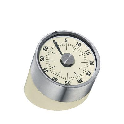 "Frieling Cillo ""Tower of Pisa"" Kitchen Timer Color: Cream"