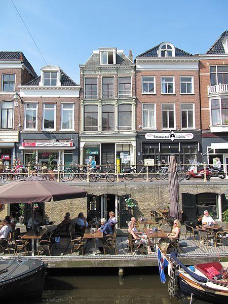 Leeuwarden, Friesland, The Netherlands.