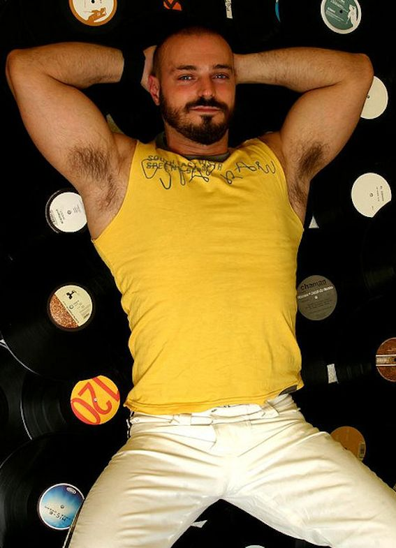 This Is One Sexy Cub Beards, Bearded Men, Hairy Men -9159