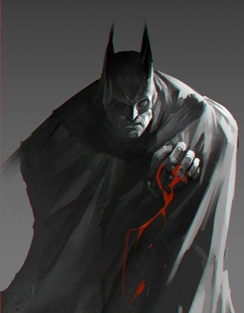 El señor de Gotham City.