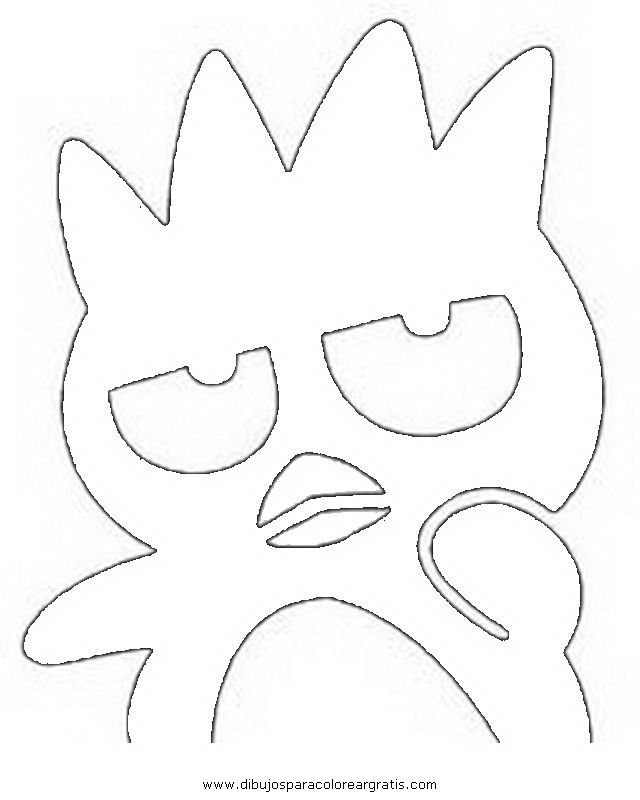chibimaru coloring pages - photo#28