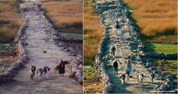 Загадка древнейшего Перу: Невероятные дороги инков