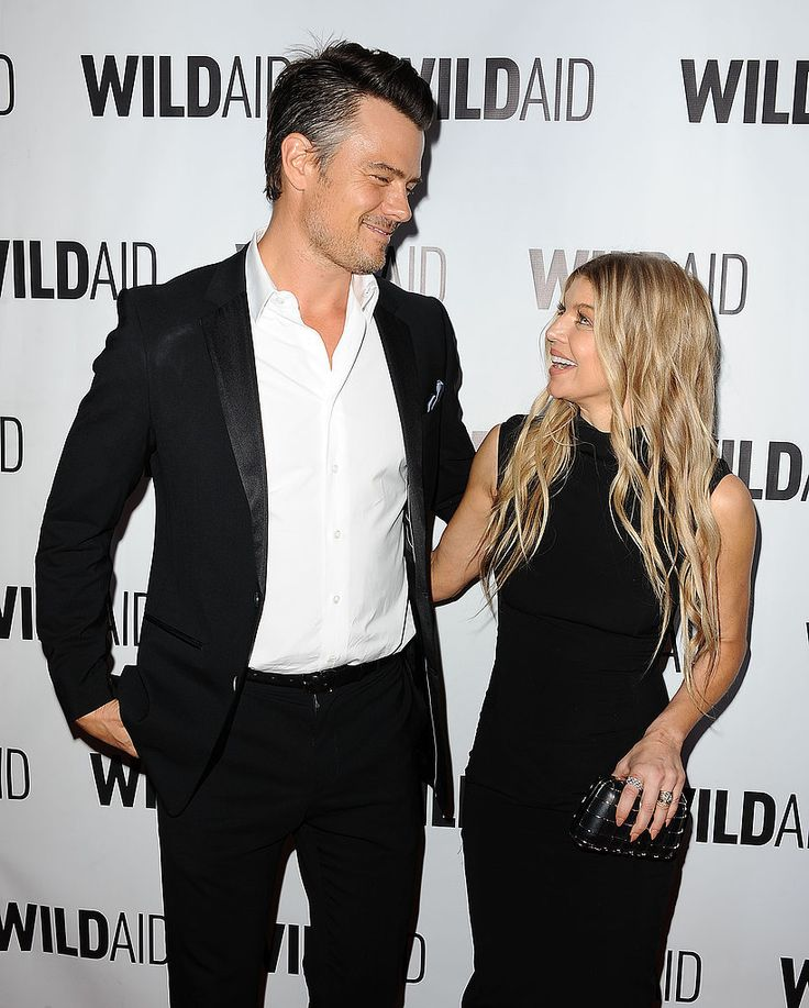 Fergie and Josh Duhamel at WildAid Gala 2015 | Pictures | POPSUGAR Celebrity
