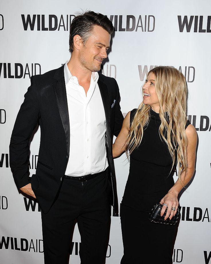 Fergie and Josh Duhamel at WildAid Gala 2015 | Pictures | POPSUGAR Celebrity