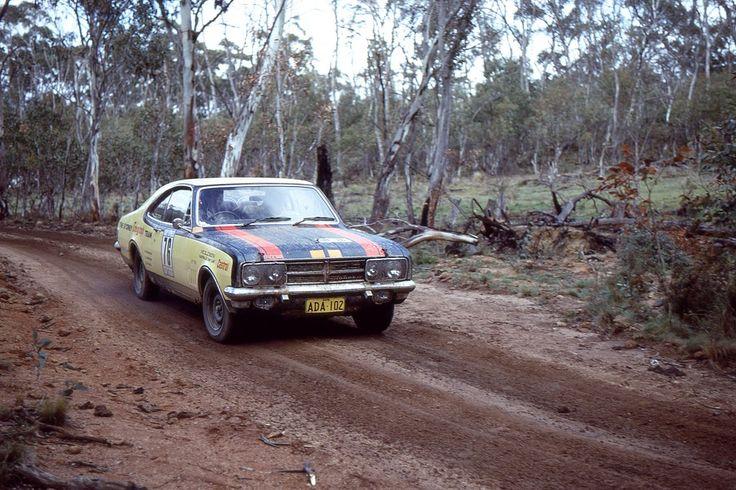 Holden Monaro GTS (Ferguson/Chivas/Johnson) London-Sydney Marathon 1968