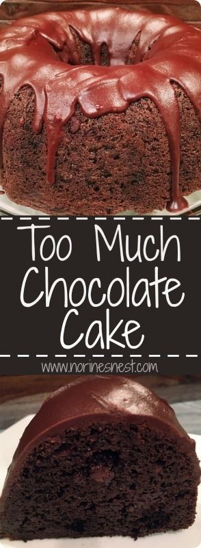 Craving a decadent rich moist chocolate cake? I've got just the thing to cure those cravings! It's my VERY favorite Chocolate Cake and it's AMAZING! Perfect for cure for the chocoholic inside of you!