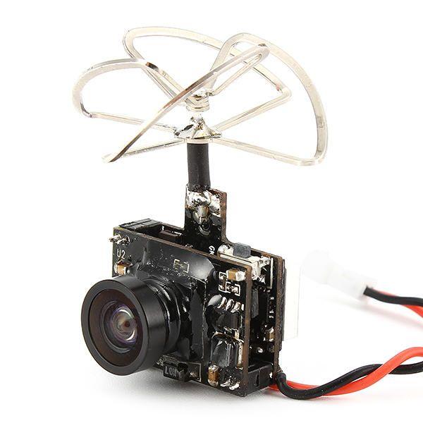 Eachine TX03 NTSC Super Mini 0/25mW/50mW/200mW Switchable AIO 5.8G 72CH VTX 600TVL 1/3 Cmos FPV Camera Sale - Banggood Mobile