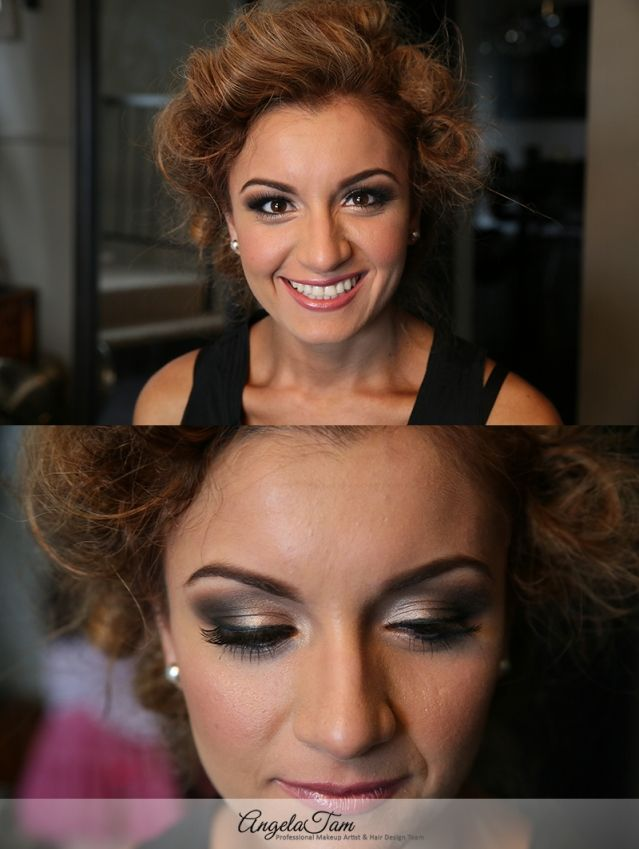 latina bridal makeup - photo#21