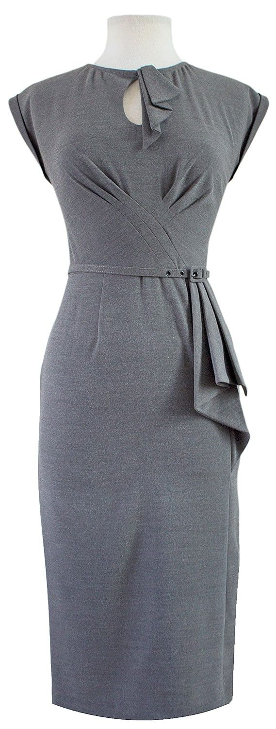 Stop Staring! Timeless Charcoal Grey