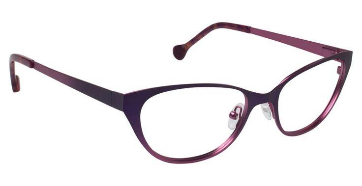 CLASSIQUE Eyewear - LISA LOEB - LISA LOEB - electric