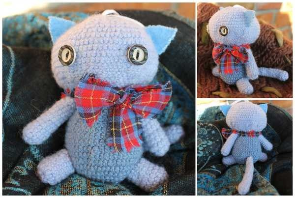 Amigurumi by CULT CAT , via Behance