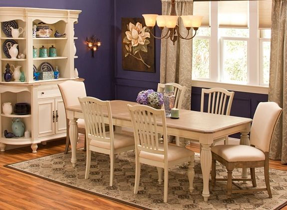 Fair Harbour 7 Pc Dining Set Dining Sets Raymour And Flanigan Furniture