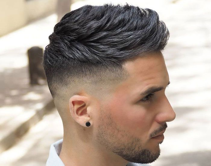 Taper Fade Haircuts - Best Taper Fade Haircuts For Men: Cool Men's Taper Fade Hairstyles - Low, High, Mid, Skin, Bald, Temp Fades #menshairstyles #menshair #menshaircuts #menshaircutideas #menshairstyletrends #mensfashion #mensstyle #fade #taper #taperfade