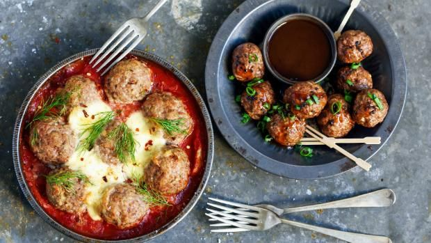 Recipes for meatballs with real flavour   Stuff.co.nz