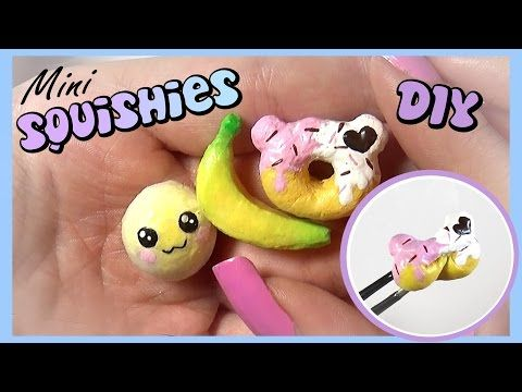 60 Best Images About Squishy Toys Amp Diy Tutorials On