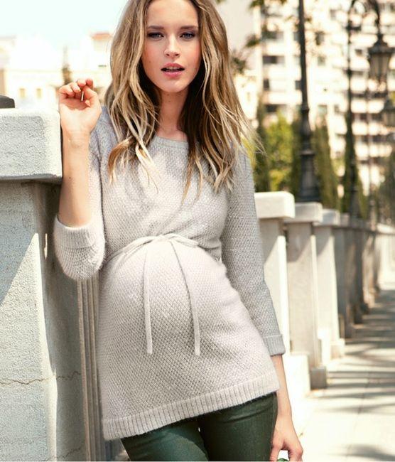 Manual de supervivencia: estilo para embarazadas