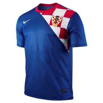 12-13 Croatia Jersey $100