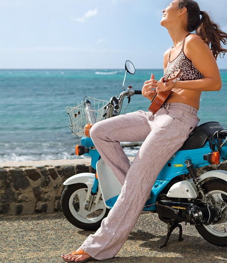 lithe pant--walnut, titlenine: Breezi Linens, Summer Staples, Linen Pants, Beaches Pants, Linens Pants, Lith Pants Walnut, Casual Pants, Beaches Style, Titlenin Lith